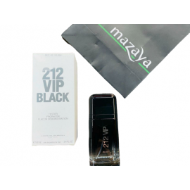 Carolina Herrera 212 VIP Black100ml For HER