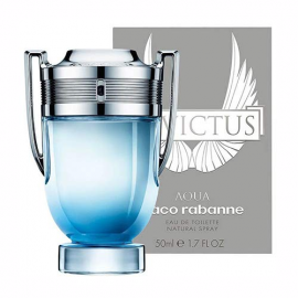 Invictus Aqua By Paco Rabanne For Men Spray 100ml